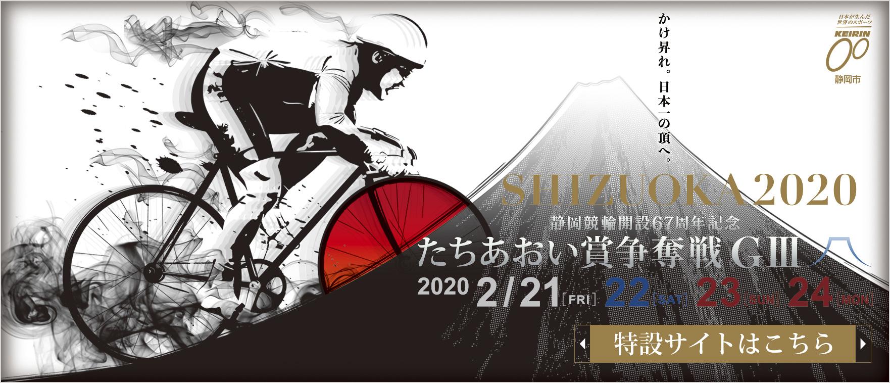静岡記念特別サイト
